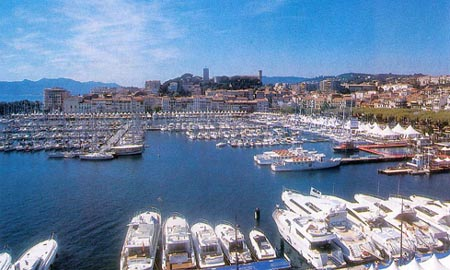 CANNES - Cote d'Azur (France)