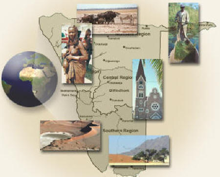 NAMIBIA: our Gateway to AFRICA